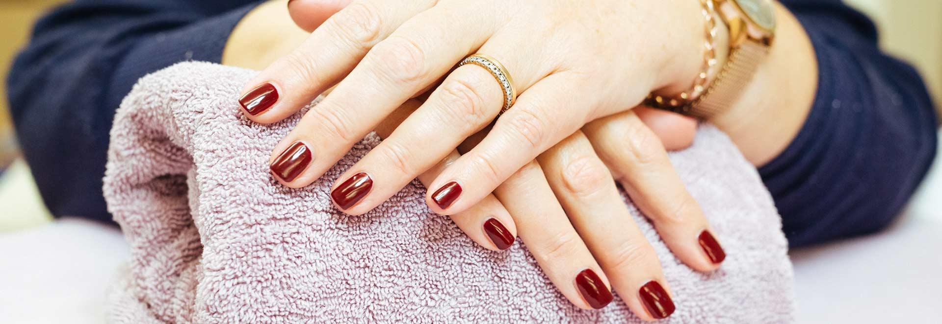 Neu: Manicure mit Shellack
